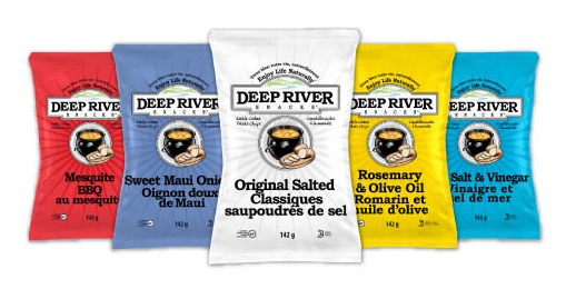 Deep River Bag Of Chips